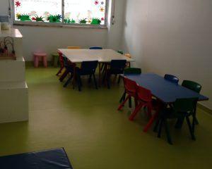 Nova Sala Creche